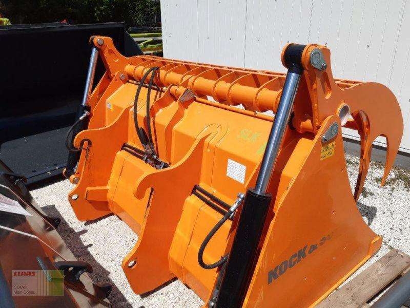 Ladeschaufel des Typs Sonstige SLK SILAGE-GREIFSCHAUFEL KOCK-, Vorführmaschine in Aresing (Bild 2)