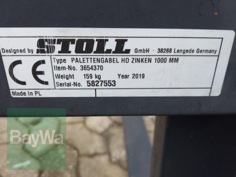 Ladeschaufel des Typs Stoll PALETTENGABEL HD ZINKEN 1000 M, Neumaschine in Manching (Bild 6)