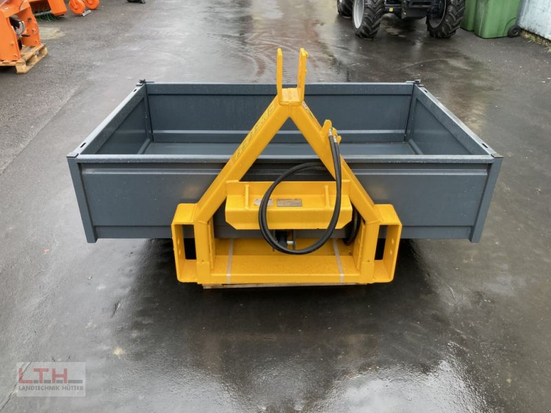 Ladeschaufel des Typs Uniforest Gibon 180/125, Neumaschine in Gnas (Bild 1)