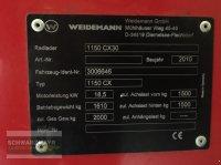 Weidemann  1150 CX30 Ladeschaufel