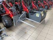 Ladeschaufel des Typs Weidemann  Ballenabwickler HV 2 Spiesse, Vorführmaschine in Burgkirchen