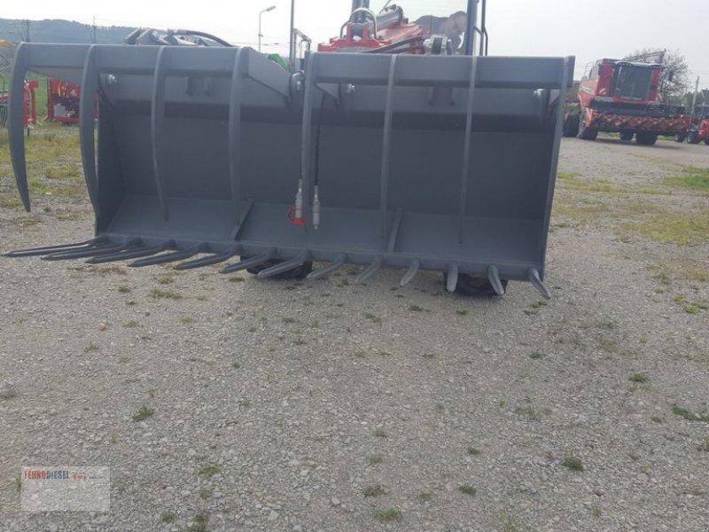 Ladeschaufel tip Weidemann  Furca gunoi Kroko 1.9m, Neumaschine in Jud. Timiş (Poză 3)