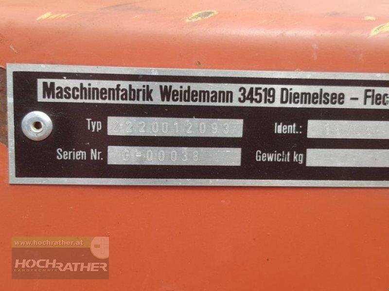 Ladeschaufel des Typs Weidemann  Krokogebiss 96cm, Gebrauchtmaschine in Kronstorf (Bild 5)