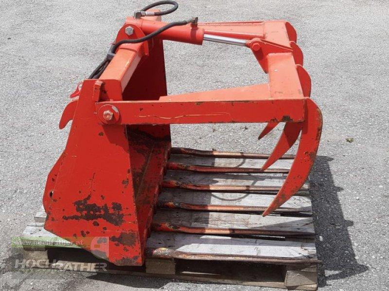 Ladeschaufel des Typs Weidemann  Krokogebiss 96cm, Gebrauchtmaschine in Kronstorf (Bild 2)