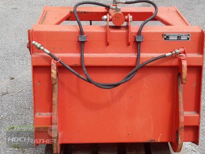 Ladeschaufel des Typs Weidemann  Krokogebiss 96cm, Gebrauchtmaschine in Kronstorf (Bild 4)