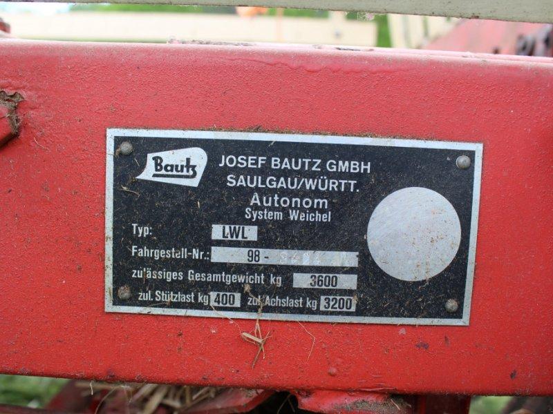 Ladewagen des Typs Bautz Autonom System Weichel LWL, Gebrauchtmaschine in St. Gangloff (Bild 1)