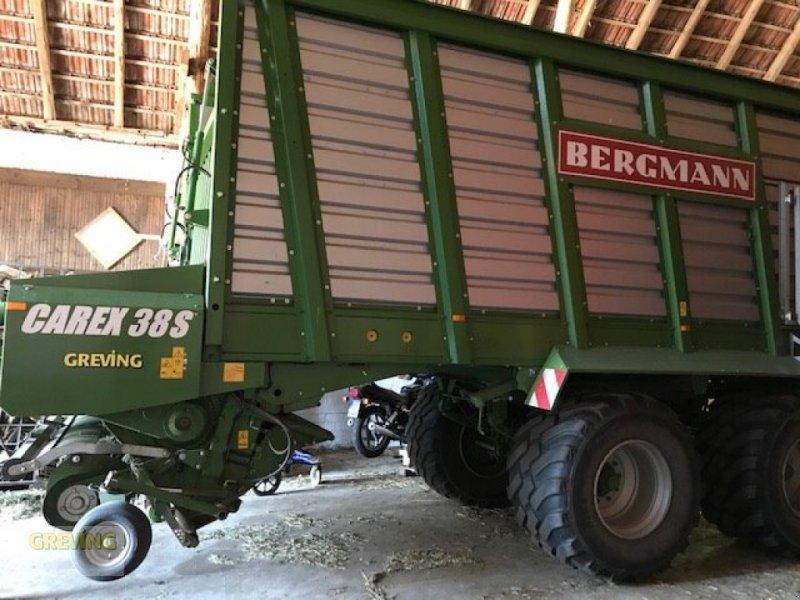 Ladewagen des Typs Bergmann Carex 38S, Gebrauchtmaschine in Ahaus (Bild 1)