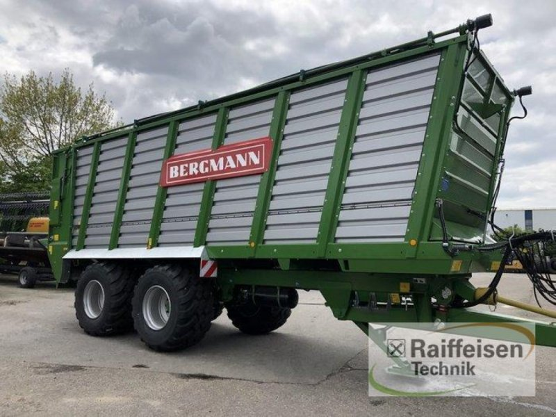 Ladewagen типа Bergmann HTW 45 S, Neumaschine в Bad Oldesloe (Фотография 1)
