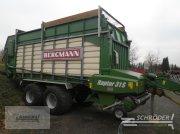 Bergmann Raptor 35 S szállító pótkocsi