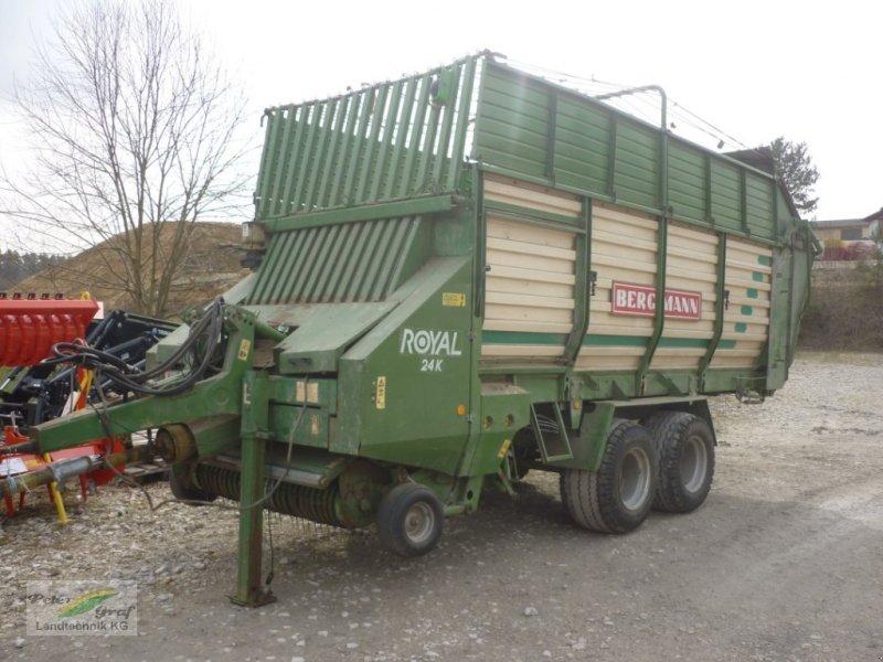 Ladewagen a típus Bergmann Royal 24 K, Gebrauchtmaschine ekkor: 91257 Pegnitz-Bronn (Kép 1)