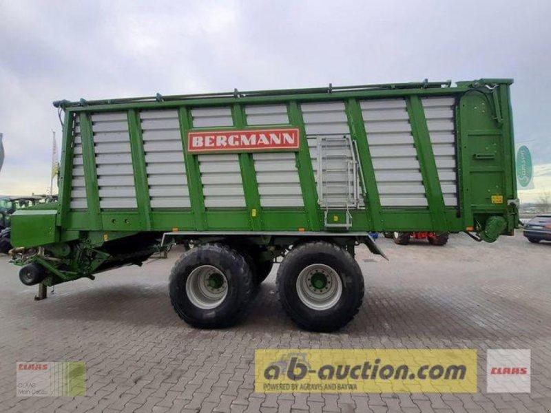 Ladewagen des Typs Bergmann SL09CAREX 39K, Gebrauchtmaschine in Aurach (Bild 1)