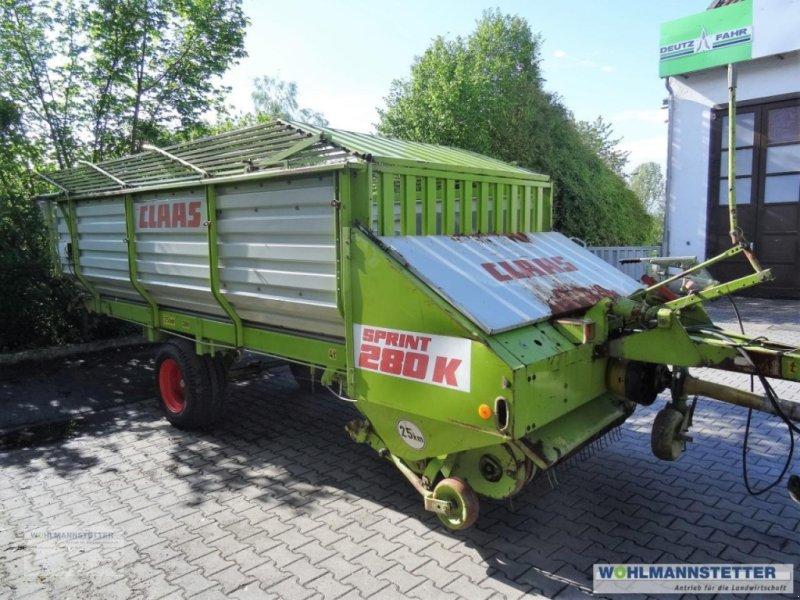 Ladewagen typu CLAAS 280 K, Gebrauchtmaschine v Unterdietfurt (Obrázok 1)