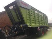 CLAAS Cargo 750 med vægt szállító pótkocsi