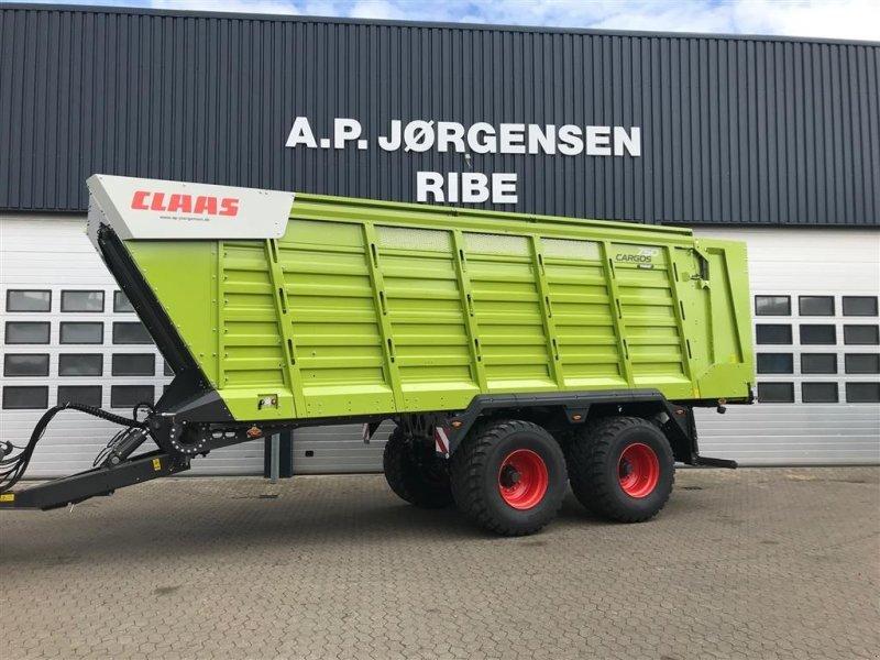 Ladewagen типа CLAAS Cargos 750 Trend, Gebrauchtmaschine в Ribe (Фотография 1)