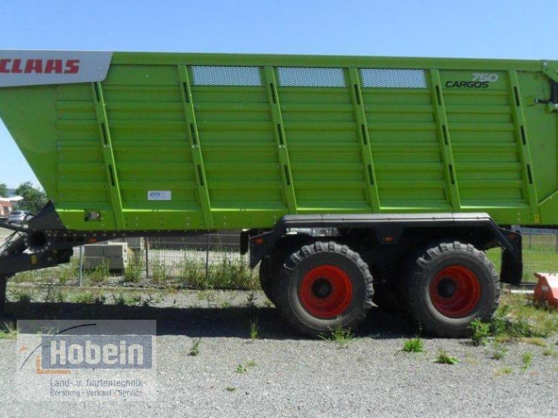 Ladewagen typu CLAAS Cargos 750, Gebrauchtmaschine v Coppenbruegge (Obrázok 1)