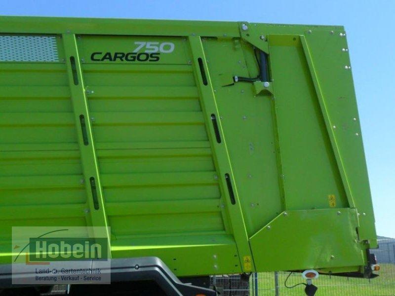 Ladewagen typu CLAAS Cargos 750, Gebrauchtmaschine v Coppenbruegge (Obrázok 4)