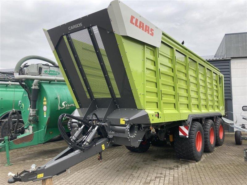 Ladewagen типа CLAAS CARGOS 760 BUSINESS TRIDEM m/overbygning, Gebrauchtmaschine в Hinnerup (Фотография 1)