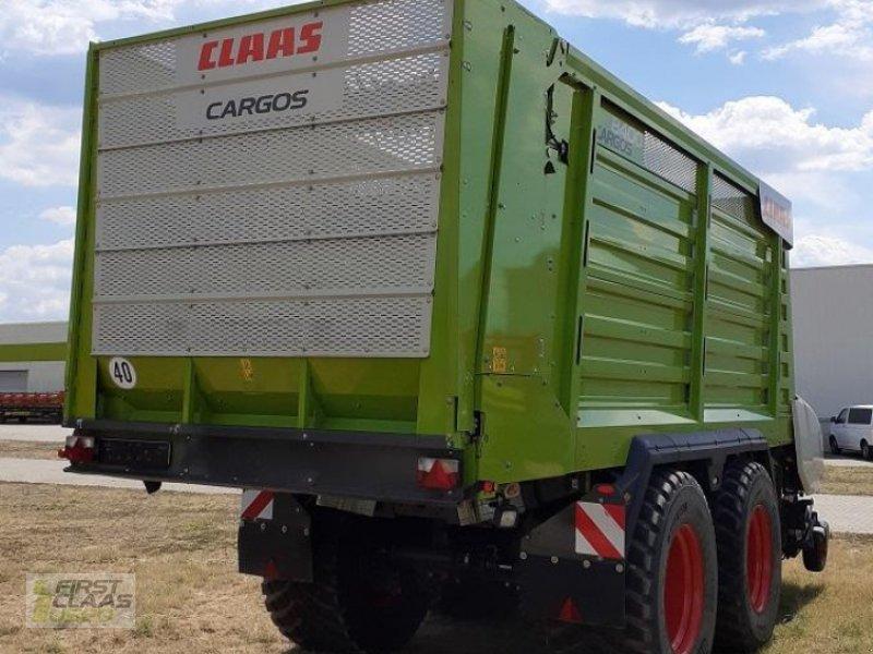 Ladewagen a típus CLAAS CARGOS 8400, Gebrauchtmaschine ekkor: Hockenheim (Kép 4)
