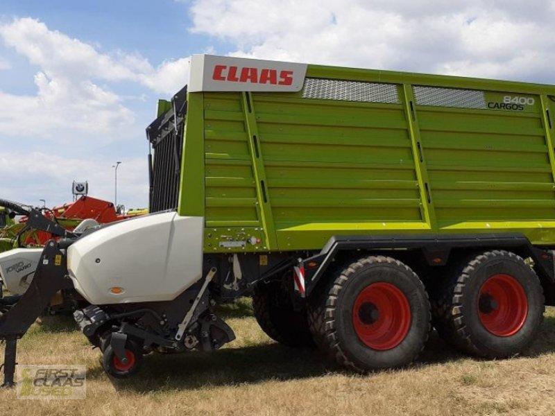 Ladewagen a típus CLAAS CARGOS 8400, Gebrauchtmaschine ekkor: Hockenheim (Kép 2)