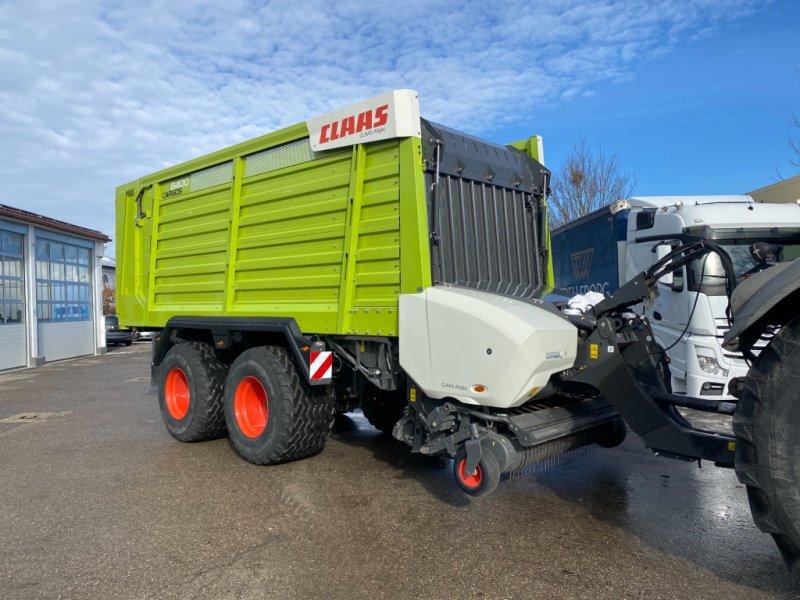 Ladewagen des Typs CLAAS Cargos 8400, Gebrauchtmaschine in Dinkelscherben (Bild 1)