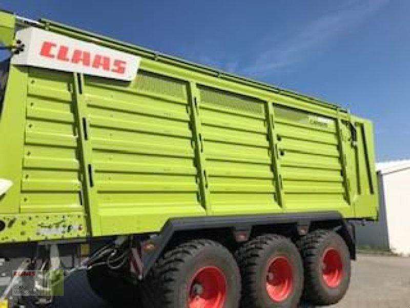 Ladewagen des Typs CLAAS CARGOS 8500 TRIDEM, Vorführmaschine in Werneck (Bild 1)