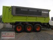 CLAAS Cargos 8500  Tridem szállító pótkocsi