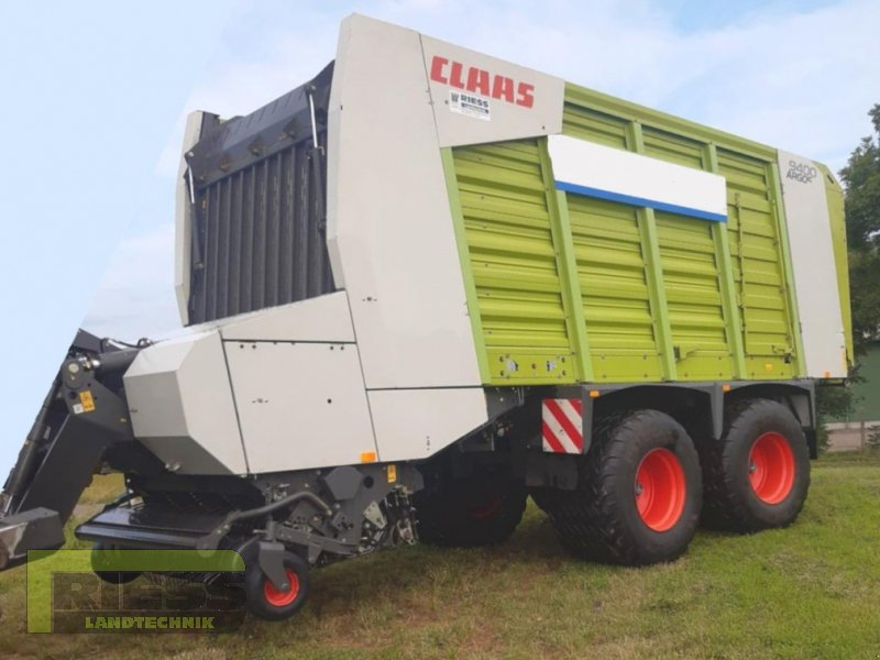 Ladewagen типа CLAAS CARGOS 9400, Gebrauchtmaschine в Homberg (Ohm) - Maulbach (Фотография 1)