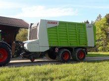 CLAAS Cargos 9400 Прицепы-подборщики