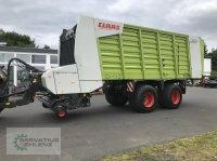 CLAAS CARGOS 9500 saubere Maschine mit Walzen Ladewagen