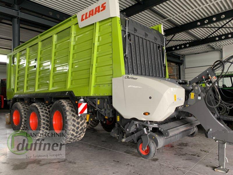 Ladewagen des Typs CLAAS Cargos 9500 Tridem, Gebrauchtmaschine in Hohentengen (Bild 1)