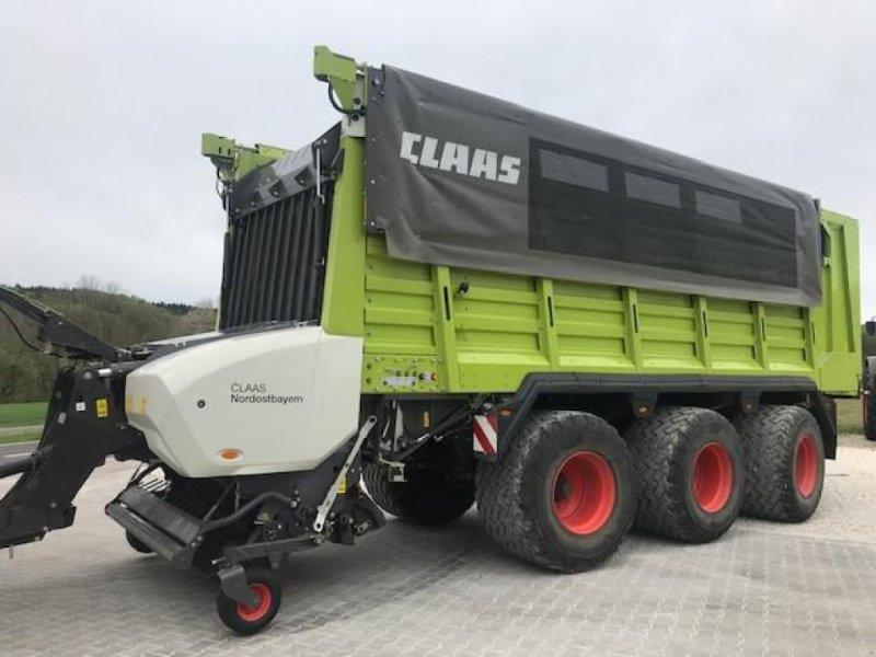 Ladewagen typu CLAAS CARGOS 9500 TRIDEM, Gebrauchtmaschine v Birgland (Obrázok 1)