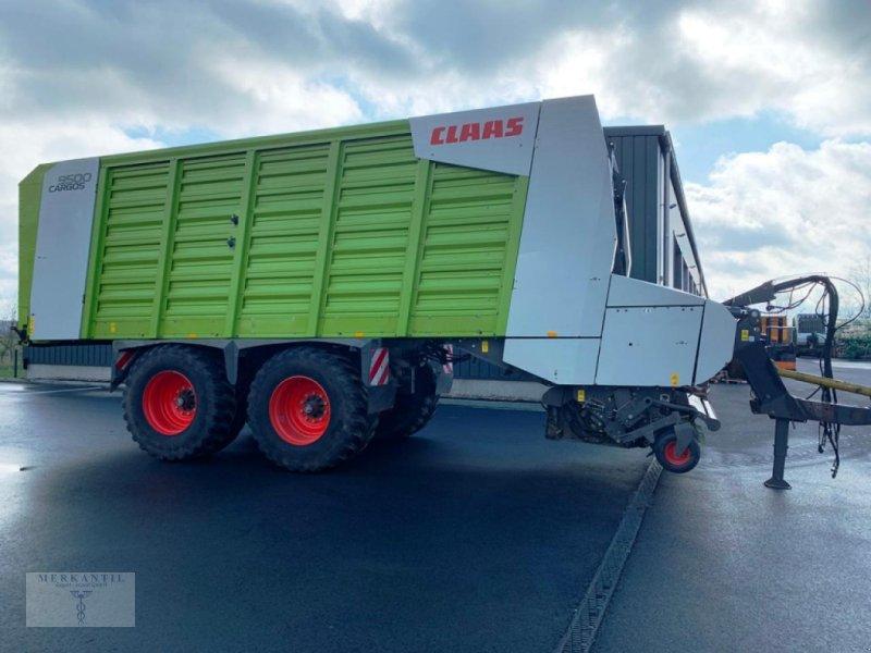 Ladewagen типа CLAAS Cargos 9500, Gebrauchtmaschine в Pragsdorf (Фотография 1)