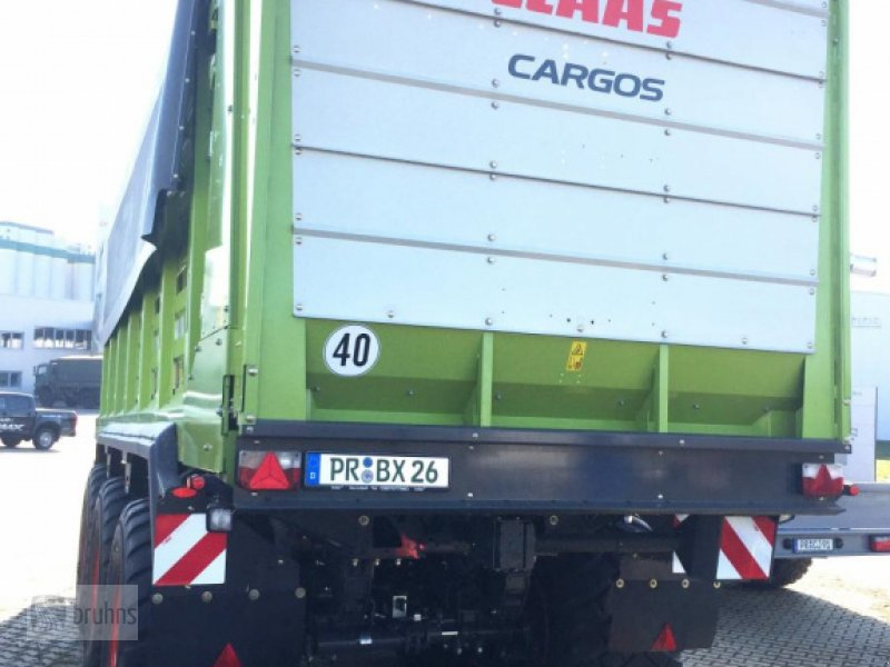 Ladewagen des Typs CLAAS Claas CARGOS 760 Tridem - Trend, Gebrauchtmaschine in Karstädt (Bild 3)