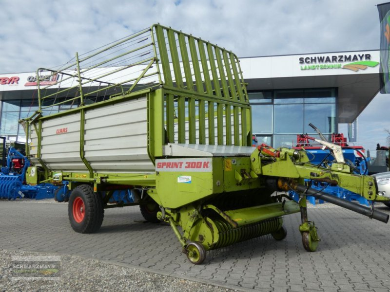 Ladewagen типа CLAAS K300 Type 90, Gebrauchtmaschine в Aurolzmünster (Фотография 1)