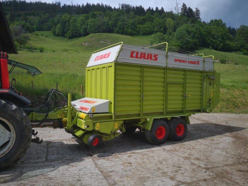 Ladewagen des Typs CLAAS Ladewagen Sprint 4000 S, Gebrauchtmaschine in Burgkirchen (Bild 1)