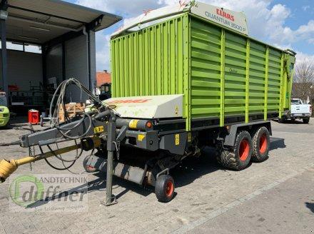 Ladewagen des Typs CLAAS Quantum 3500 P, Gebrauchtmaschine in Hohentengen (Bild 2)
