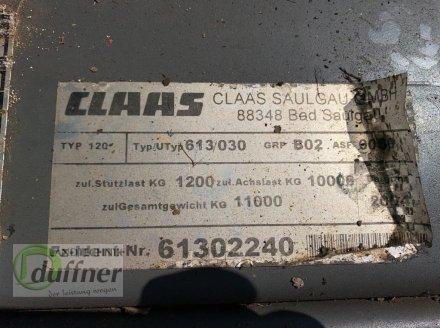 Ladewagen des Typs CLAAS Quantum 3500 P, Gebrauchtmaschine in Hohentengen (Bild 18)