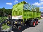 Ladewagen des Typs CLAAS Quantum 3800 K mit großer 22,5-Zoll-Bereifung und Nachlauf-Lenkache in Burgrieden