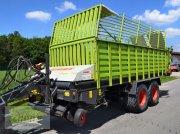 Ladewagen tip CLAAS Quantum 3800 K mit großer 22,5-Zoll-Bereifung und Nachlauf-Lenkache, Gebrauchtmaschine in Burgrieden