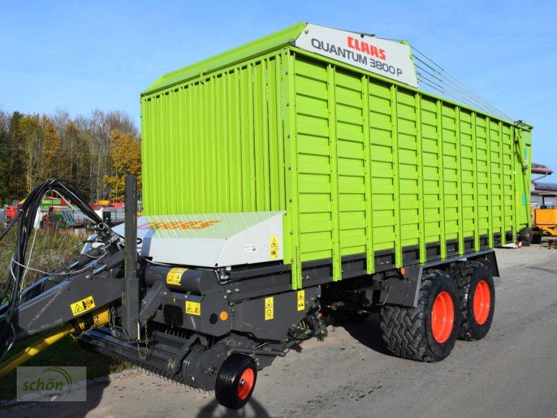Ladewagen a típus CLAAS Quantum 3800 P mit großer 620/40 R22,5 Bereifung - im Topzustand und aus erster Hand, Gebrauchtmaschine ekkor: Amtzell (Kép 1)