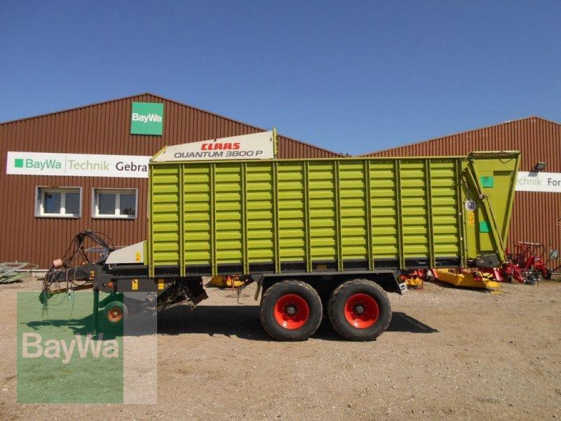 Ladewagen des Typs CLAAS QUANTUM 3800 P, Gebrauchtmaschine in Mindelheim (Bild 3)