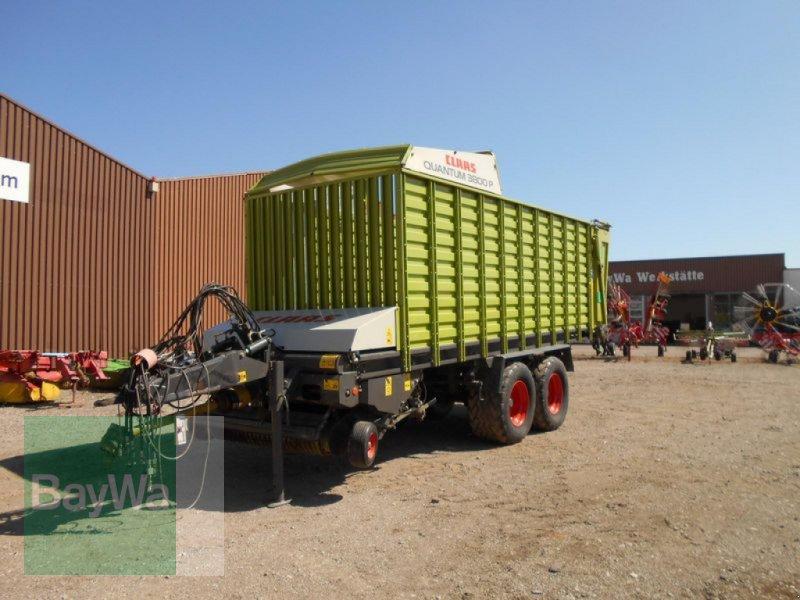Ladewagen des Typs CLAAS QUANTUM 3800 P, Gebrauchtmaschine in Mindelheim (Bild 1)