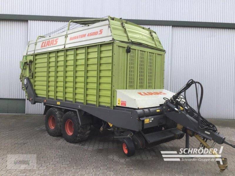 Ladewagen tip CLAAS QUANTUM 4500 S, Gebrauchtmaschine in Wildeshausen (Poză 1)