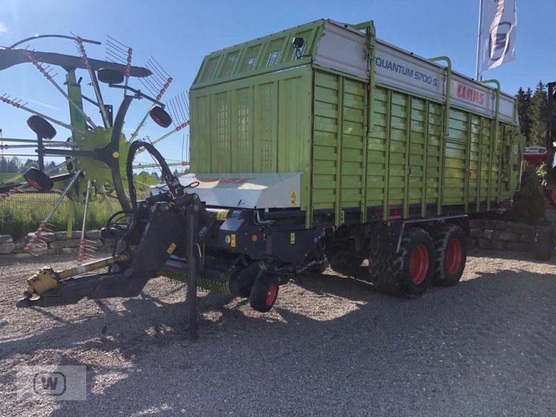 Ladewagen типа CLAAS Quantum 5700 S, Gebrauchtmaschine в Zell an der Pram (Фотография 1)