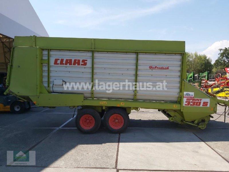 Ladewagen типа CLAAS SPRINT 330, Gebrauchtmaschine в Klagenfurt (Фотография 1)