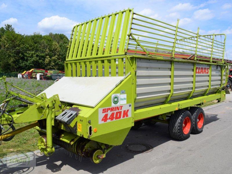 Ladewagen des Typs CLAAS Sprint 440 K Ladewagen mit hydraulischer Heckklappenöffnung, Gebrauchtmaschine in Burgrieden (Bild 1)
