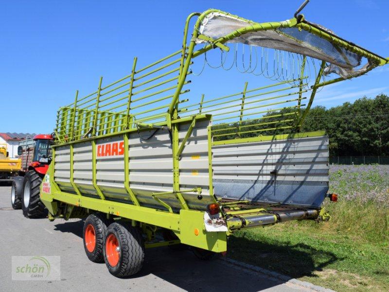 Ladewagen des Typs CLAAS Sprint 440 K Ladewagen mit hydraulischer Heckklappenöffnung, Gebrauchtmaschine in Burgrieden (Bild 5)