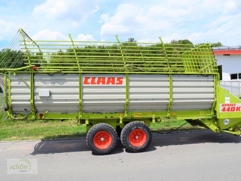 Ladewagen des Typs CLAAS Sprint 440 K Ladewagen mit hydraulischer Heckklappenöffnung, Gebrauchtmaschine in Burgrieden (Bild 11)