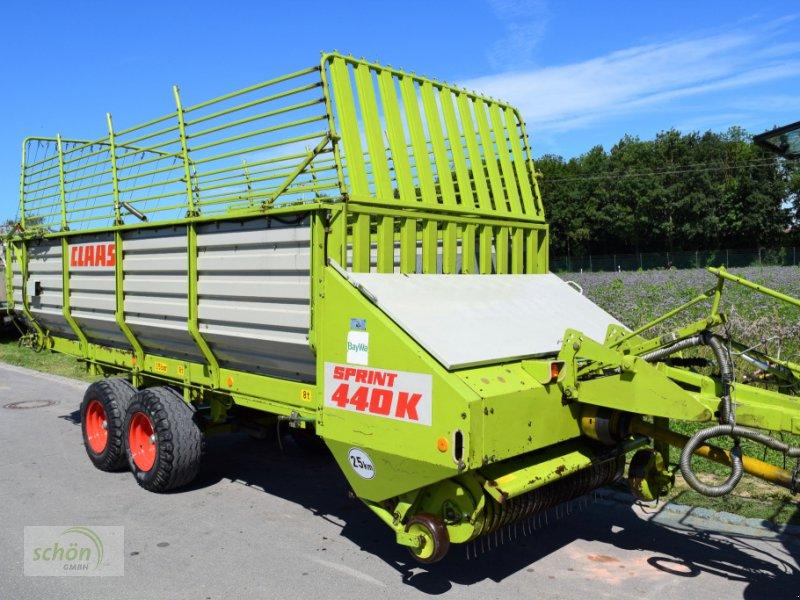 Ladewagen des Typs CLAAS Sprint 440 K Ladewagen mit hydraulischer Heckklappenöffnung, Gebrauchtmaschine in Burgrieden (Bild 13)