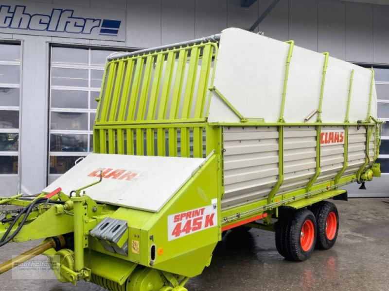 Ladewagen des Typs CLAAS Sprint 445 K, Gebrauchtmaschine in Pforzen (Bild 1)